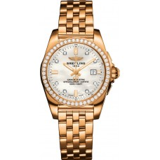 Breitling Galactic 29 H7234853/A792/791H Rose Gold Imitation